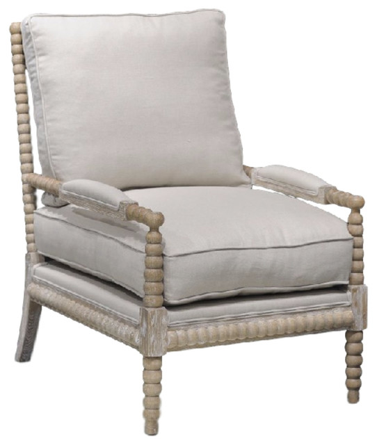 Rupert Bobbin Armchair Beach Style Armchairs And Accent Chairs