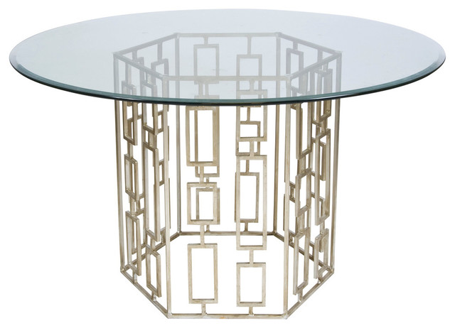 Dining Table Base Only Contemporary Dining Tables By Worlds Away