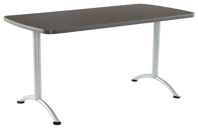"Arc 30""x60"" Rectangular Table."