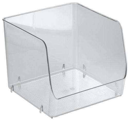 Attrayant Extra Large Clear Plastic Storage Bin