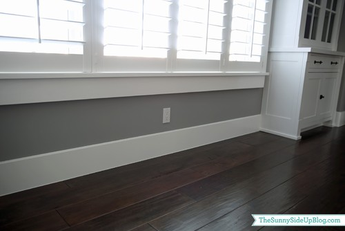 Tall Baseboards The New Trend