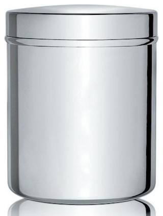 alessi kitchen container - contemporary - kitchen canisters and
