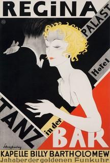 Regina Palast Hotel Vintage Poster Germany 1932 Print Midcentury Prints And Posters By Lantern Press