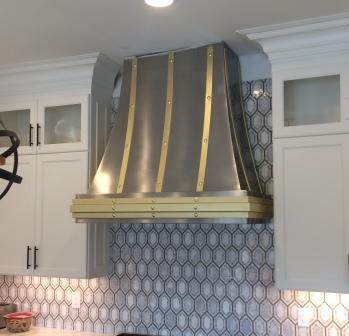 Custom Oven Hoods