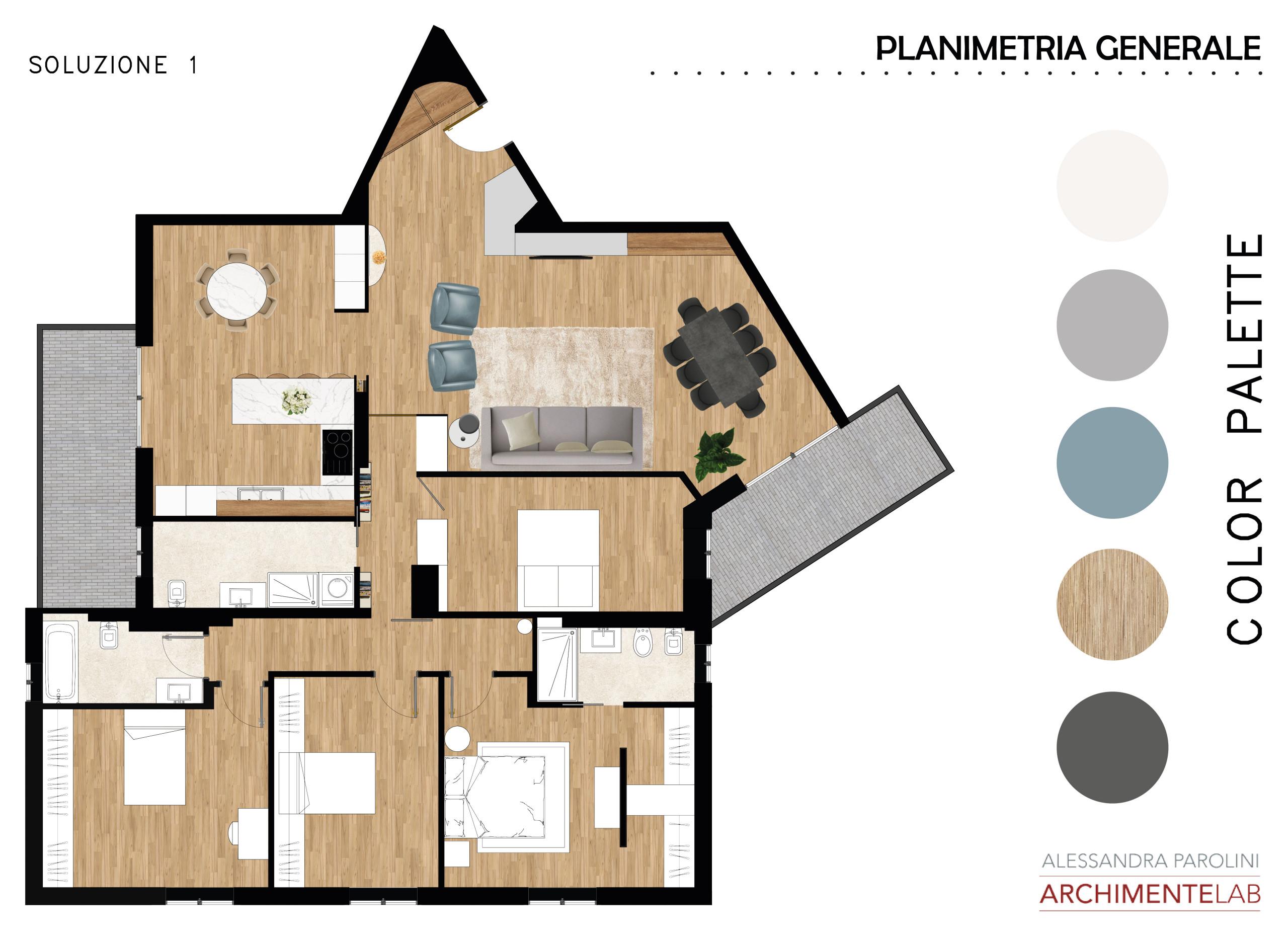 AL HOUSE I 190 mq