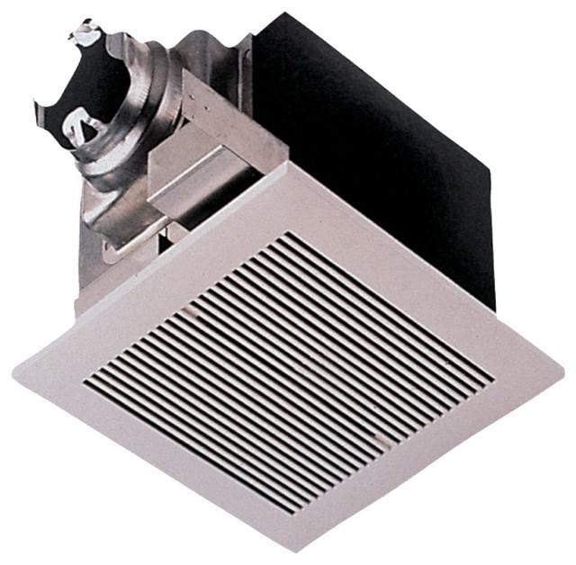 Panasonic Whisperceiling 2-Sone 290-Cfm Bathroom Fan.