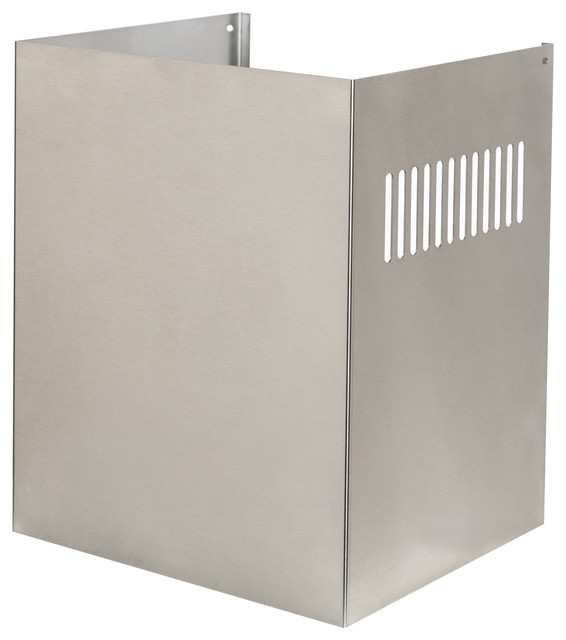 "Zline 2-12"" Short Chimney Pieces For 7&x27; - 8&x27; Ceilings"