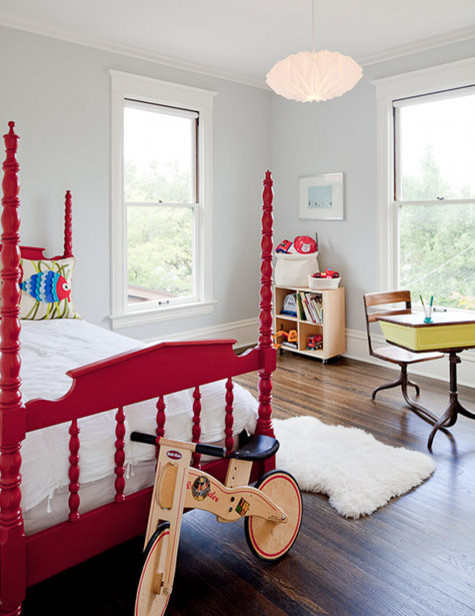 eclectic kids perfect kids room!