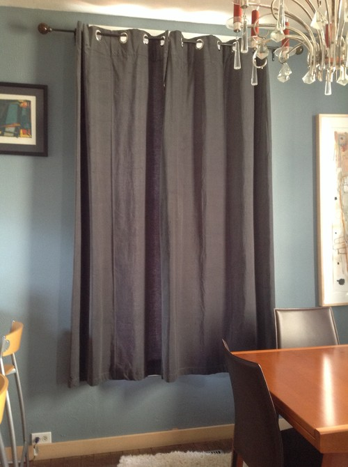 Can I Have Short Curtains?