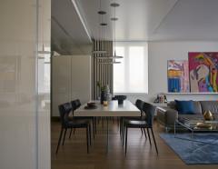 Houzz тур: Квартира в Екатеринбурге с «парящей» мебелью