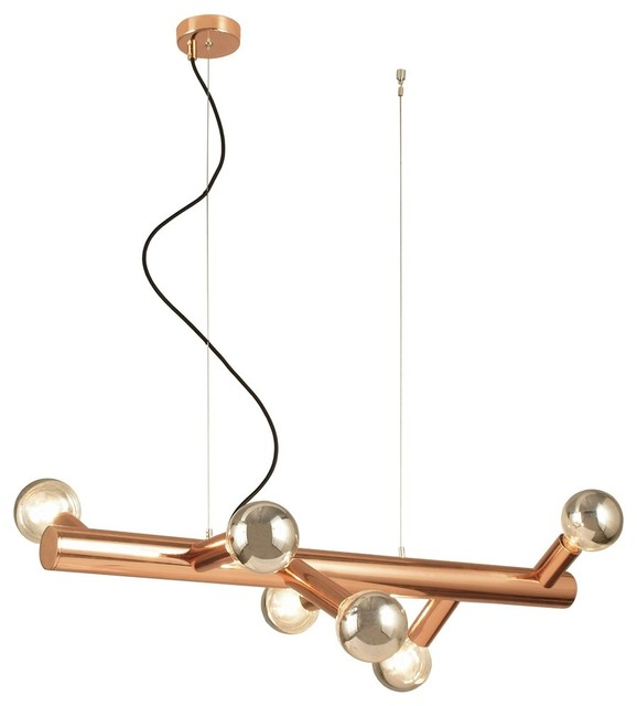 Maxi Pendant Lamp, Copper.