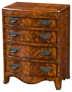 Theodore Alexander Essential TA in A Regency Townhouse Chest