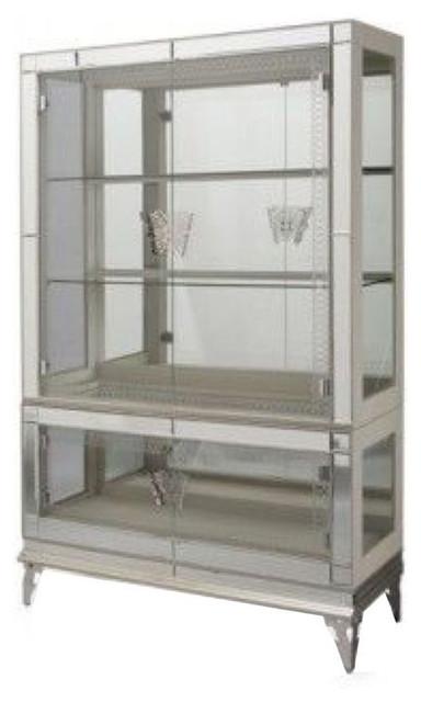 Mirrored Display Cabinet - $2,700 Est. Retail - $1,700 on Chairish.com