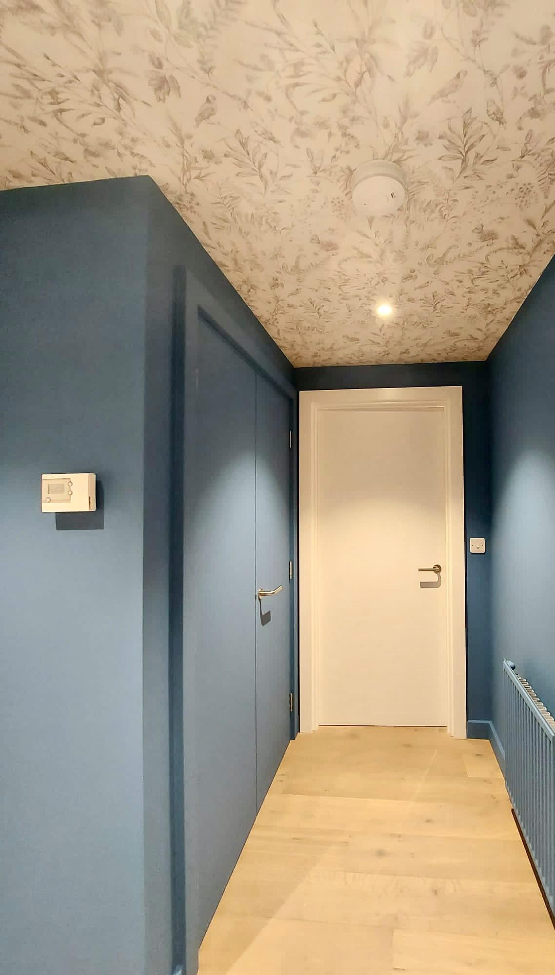 Colour scheme and materials consultation