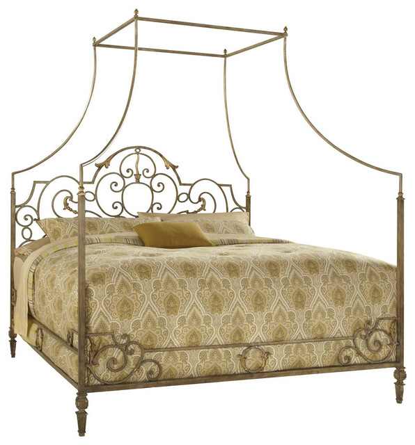 biltmore metal canopy queen bed canopybeds