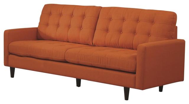 Coaster Kesson Mid-Century Modern Sofa - Midcentury - Sofas - by ...