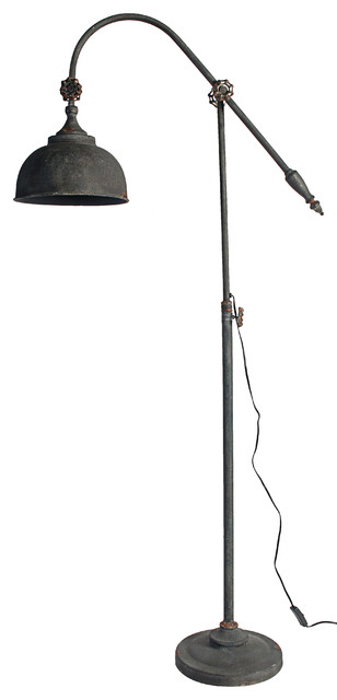 Arris Adjustable Arm Floor Lamp