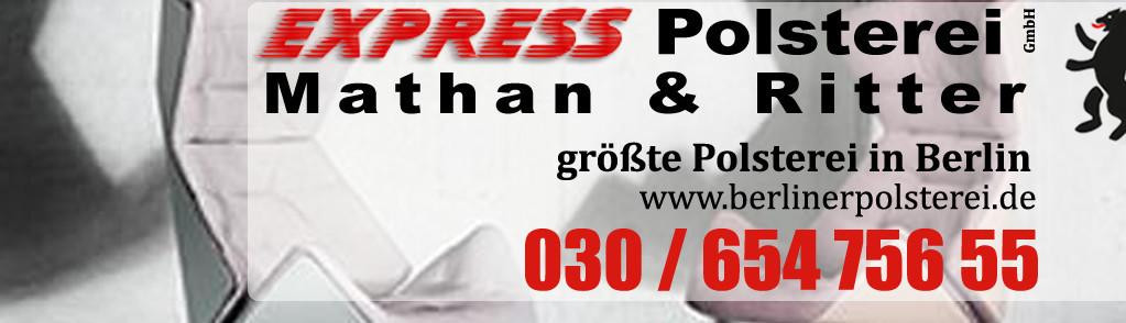 Polsterei Berlin Pankow express polsterei gmbh mathan ritter berlin de 12557