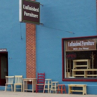 Unfinished Furniture   2014 21st Street Boulder, CO, US 80302