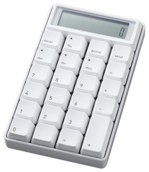 10 Key Calculator Modern Desk Accessories By The