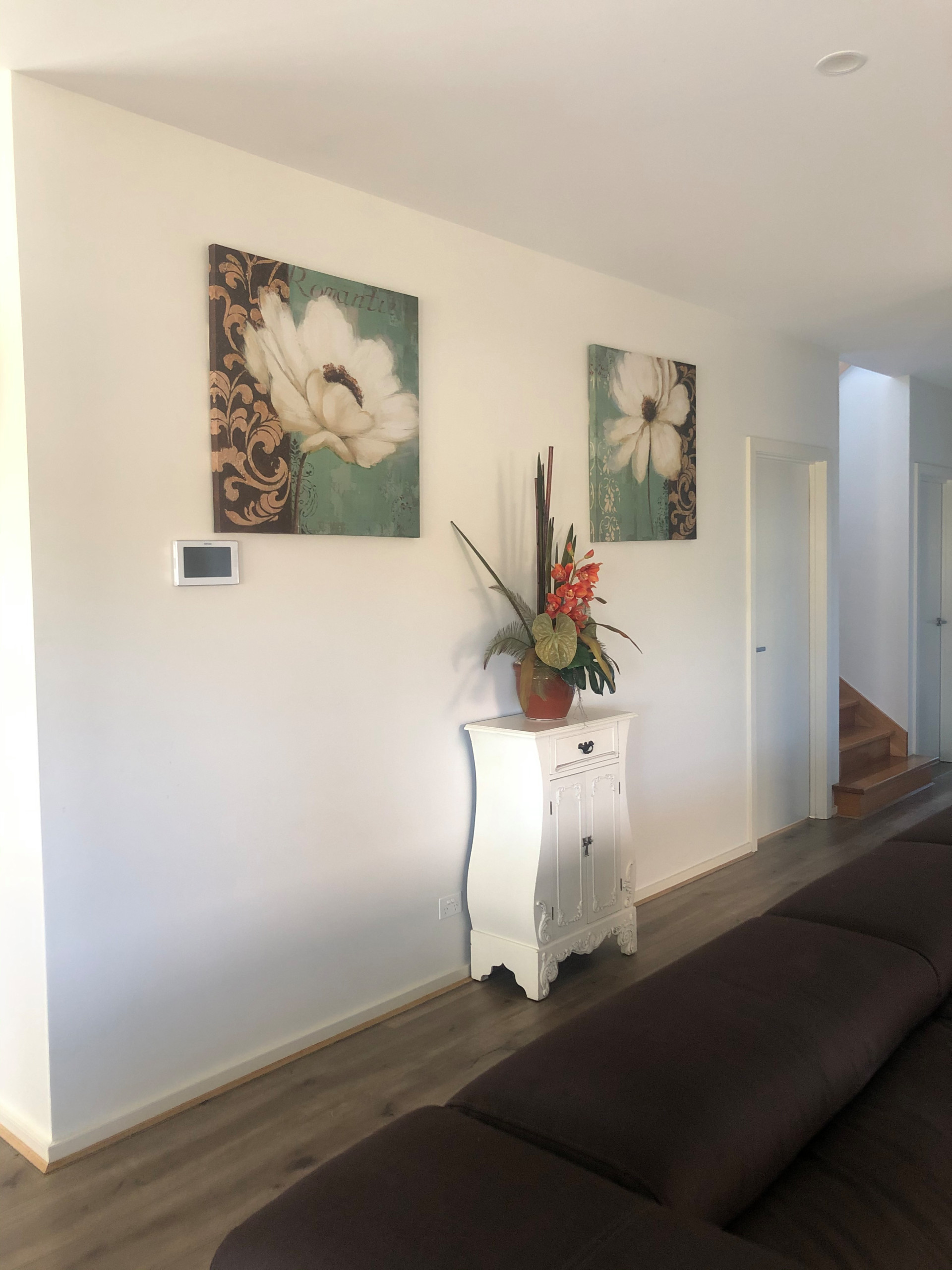 Classic Elegance for Entrance & Home Office Design in Werribee