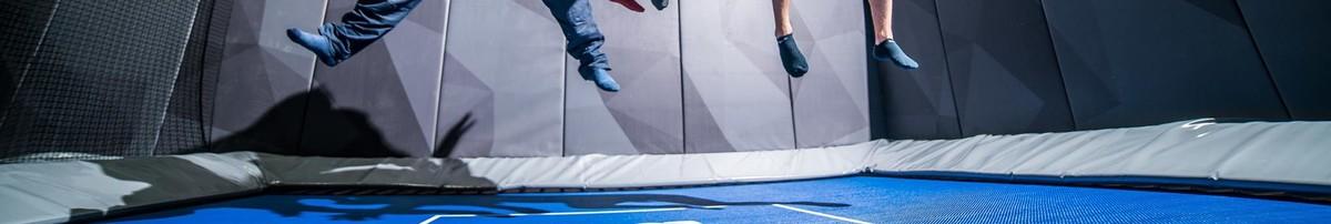 max air trampoline
