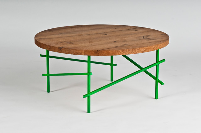 Doc Dot Coffee Table Modern Coffee Tables Atlanta By Skylar Morgan Furniture Design