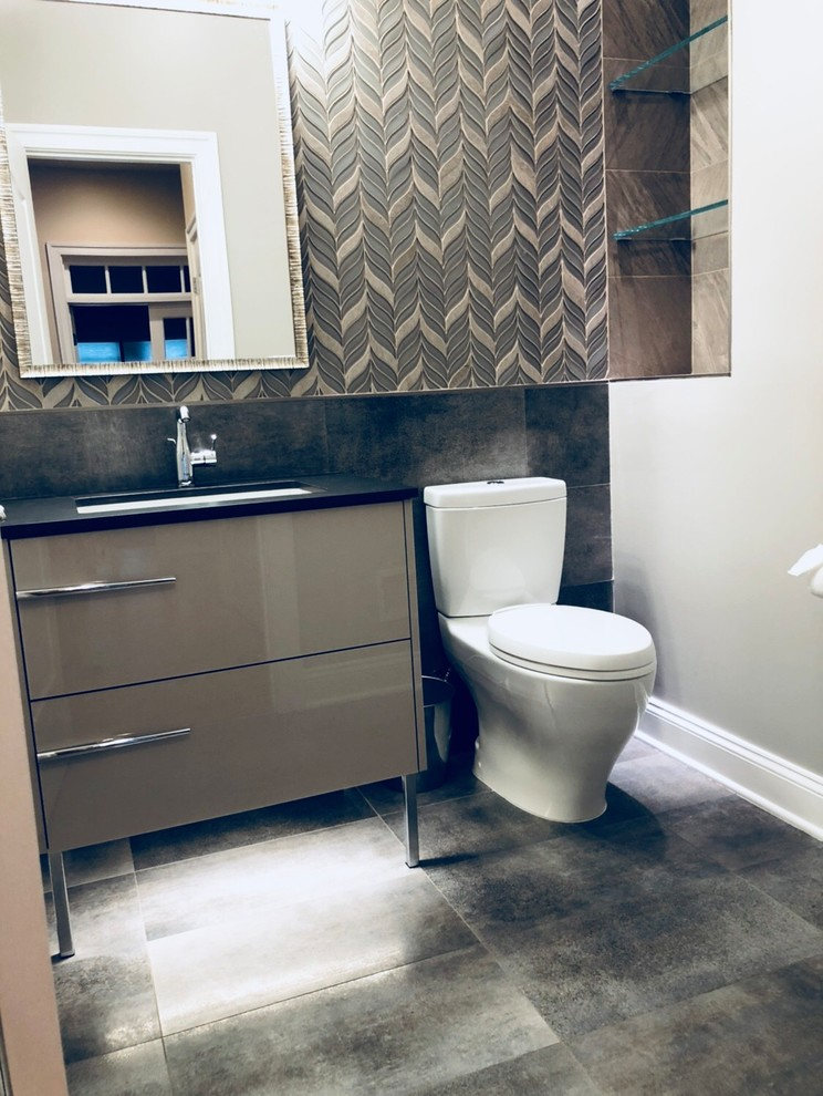 Fairfax Powder Room Remodel