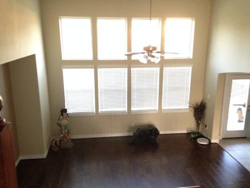 Need high ceiling windows treatments