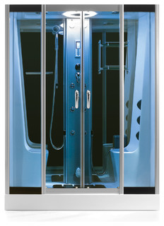 Monaco Luxury Steam Shower Modern Steam Showers By