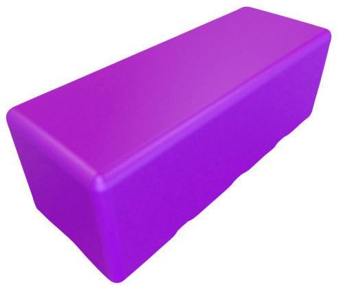 Dash Modular Bench, Violet