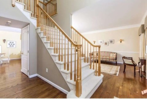 Delightful Cost To Stain/paint Stair Railings And Balusters