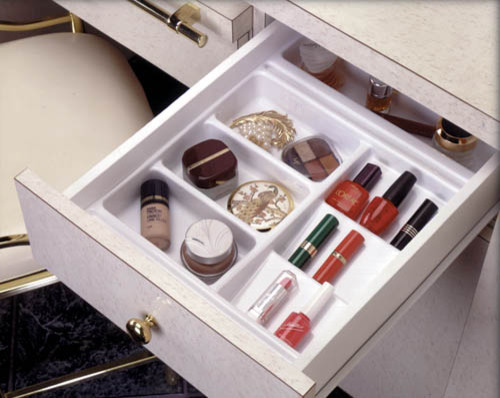 Cosmetic Storage Ideas!