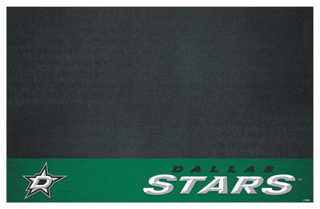 """Nhl Dallas Stars Grill Mat 26""""x42""""."""