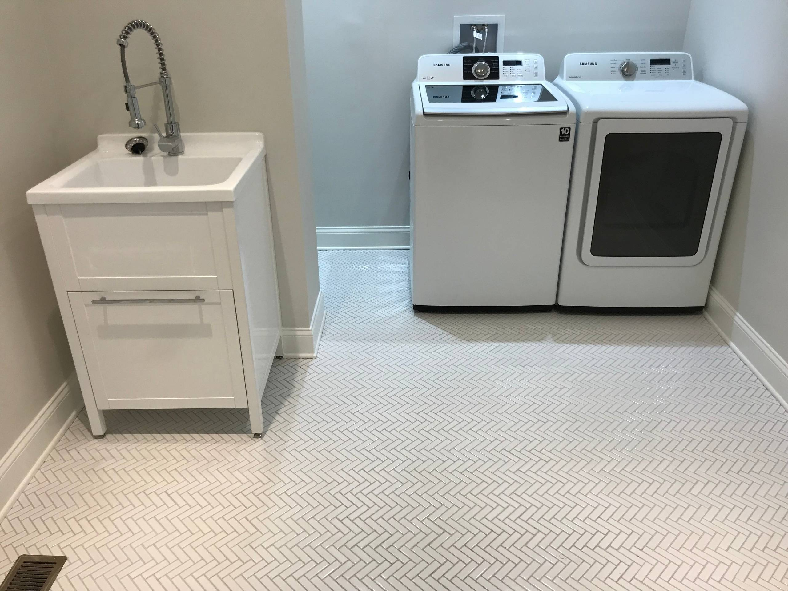 Laundry Room project