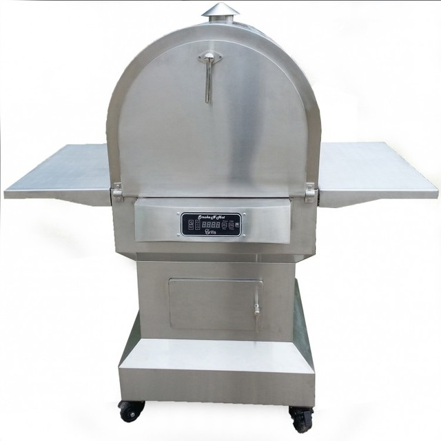 Smoke-N-Hot Grill Outdoor Cooking Center Snh-Occ.