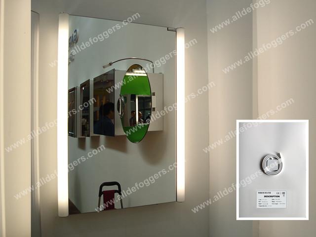 mist free bathroom mirror mist free bathroom mirror anti fog shower mirror best