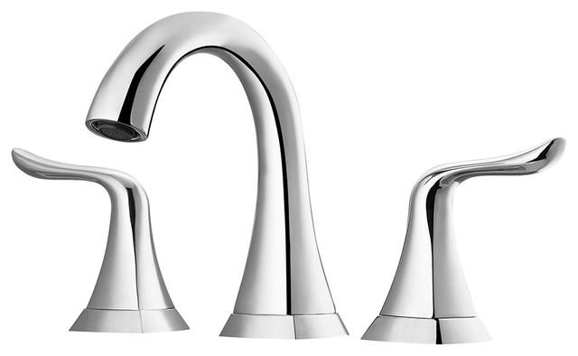 Widespread Bathroom Faucet