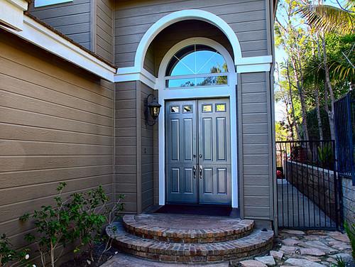 & New Dutch Door in 5 Foot wide Entry