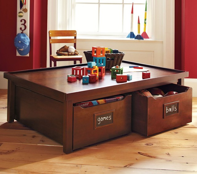 Activity Table amp Carts Traditional Kids Tables