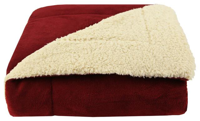 Image gallery sherpa blanket for Sherpa blanket