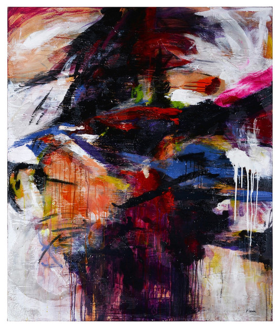 """""""eesha"""" Painting."""
