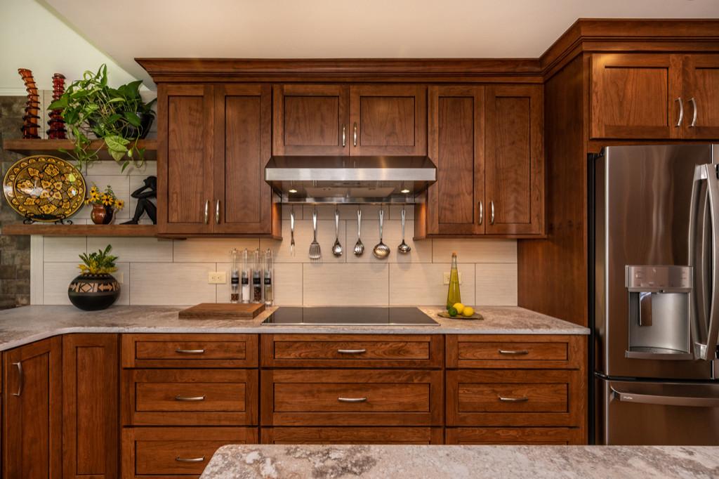 Falls Church Traditional Kitchen Remodel