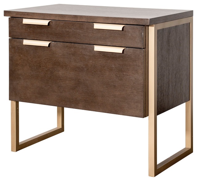 Martin Furniture Axis Lateral File Cabinet Transitional Filing Cabinets By Main