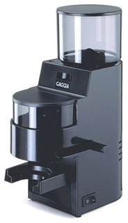 Gaggia MDF Burr Coffee Grinder - Contemporary - Coffee Grinders - by Air & Water, Inc.