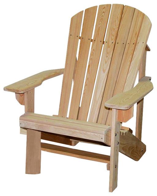 Cypress Adirondack Chair Craftsman Adirondack Chairs