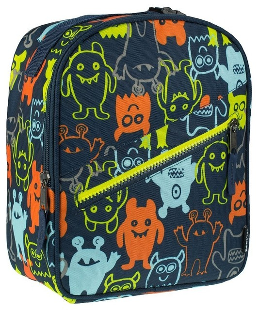 T Freesable Upright Lunch Box Monsters 2 0