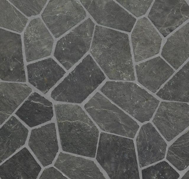 Realstone Systems Charcoal Algoma Mat
