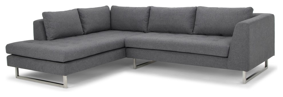 Janis Sectional Sofa By Nuevo