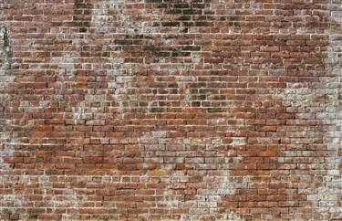 historic brick mural wallpaper contemporary wallpaper by wallshistoric brick mural wallpaper, 4 panels